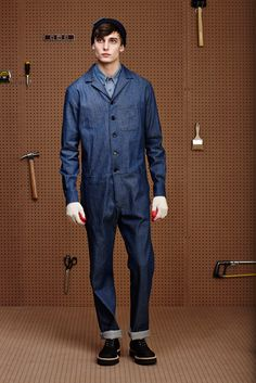 Band of Outsiders Fall 2015 Menswear - Collection - Gallery - Style.com