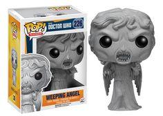 Pop! TV: Doctor Who: Weeping Angel   Funko