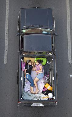 Alejandro Cartagena   Urban Transportation #AlejandroCartagena #photography #foam