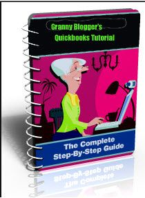 Granny Blogger's quickbooks tutorial guide (this is written by my very smart Grandma)