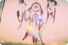 have a new obsession with dream catchers :)