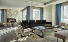 15 of the Most Expensive Hotel Suites in New York City Photos | Architectural Digest
