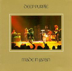 Deep Purple-Made in Japan...Truly Epic\m/