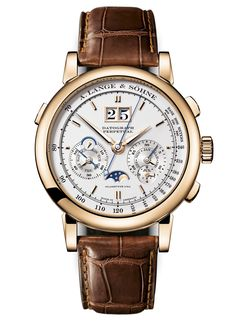 Lange and Sohne Lange 1 Tourbillon Silver Dial Rose Gold Automatic Mens Watch - Watch - Ideas of Watch - Patek Philippe, Skeleton Watches, Timex Watches, Men's Watches, Bracelet Cuir, Luxury Watches For Men, Beautiful Watches, Cool Watches, Gold Watch