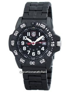 Luminox Navy Seal 3500 Series Quartz XS.3502 Men's Watch