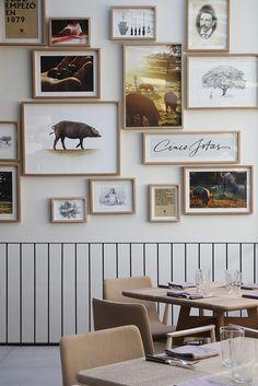 Restaurante 5Jotas. Madrid Tarruella Trenchs Studio