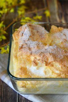 Salzburgi galuska recept Hungarian Desserts, Hungarian Recipes, Fun Desserts, Delicious Desserts, Sweet Recipes, Cake Recipes, Torte Cake, Recipes From Heaven, Relleno