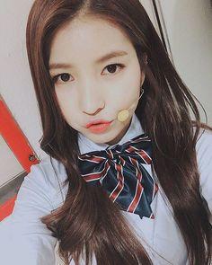 GFRIEND Twitter update at Inkigayo #GFriend #여자친구 #Sowon #김소정 #Yerin #정예린 #SinB #황은비 #Umji #김예원 #Eunha #정은비 #Yuju #최유나 #BUDDY #snowflakeera