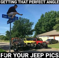 The struggle is real Jeep Wrangler Yj, Jeep Wrangler Unlimited, Jeep Humor, Jeep Funny, Jeep Quotes, Offroad And Motocross, Red Jeep, Best Gas Mileage, Mechanic Humor