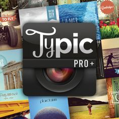 Typic Pro ($2): Typic Pro pairs fonts with different photo filters and design elements such as banners, badges, and embellishments.