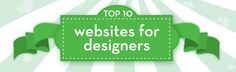 March 2012: Top 10 Websites for Designers on http://www.howdesign.com