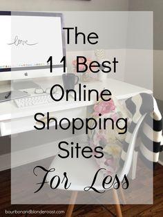 The 11 Best Online Shopping Sites For Less - Bourbon & Blonde Roast