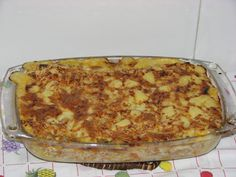 Lasanha de atum - The best recipes from Portugal Portuguese Recipes, Portuguese Food, Macaroni And Cheese, Good Food, Cooking, Ethnic Recipes, Blog, Finger Food Recipes, Grated Cheese