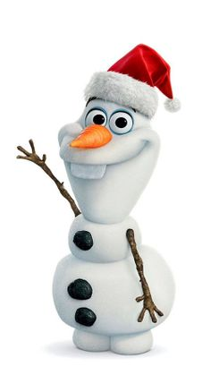 Olaf! For me you are the best snowman in the world! You are also worth melting for because of your kindness!