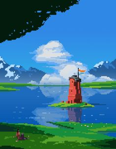 Find the best pixel, art animated GIFs on PopKey Pixel Art Gif, Pixel Art Games, 3d Pixel, Piskel Art, Pix Art, Pixel Art Background, 8 Bit Art, Animated Gifs, Pixel Animation