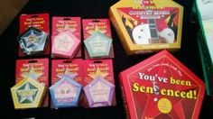 You've been Sentenced Game Review & Giveaway