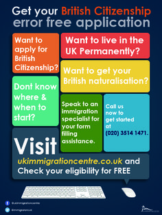 Form An Is The Application For Naturalisation As A British