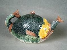 Image result for minton majolica teapots