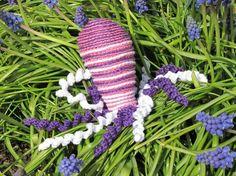 """Deze inktvis  genaamd """" Purple peter """"is gemaakt door Ann Hanssens Lacko. http://kleine-inktvisjes.eu"""