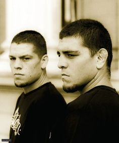 Diaz Brothers. They're mouthy and disrespectful. Mostly Nick. But they can back it up!