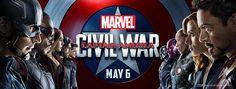 Captain America: Civil War Being Screened At CinemaCon - Cosmic Book News