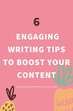 Don't know where to start with content writing? Don't worry friend because today we're giving the lowdown on the best content marketing tips to help boost your brand and get more people interested in what you have to offer. #thequirkypineapple #marketing #contentmarketing #branding Spelling And Grammar, Spelling Words, Business Marketing, Content Marketing, Make Money From Home, How To Make Money, Pineapple Studios, Copywriting, Social Media Tips
