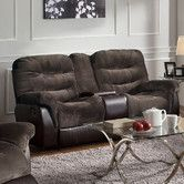 Found it at Wayfair - Michelle Double Reclining Gliding Loveseat