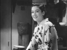 小津安二郎監督「東京物語」1953年/原節子