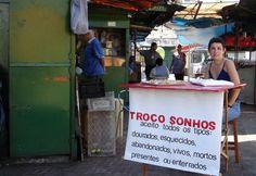 A arte na rua e a rua na arte  Um relato de experiências.  Ana Teixeira.    http://hipermedula.org/2012/07/a-arte-na-rua-e-a-rua-na-arte-um-relato-de-experiencias/