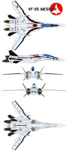 he VF-19 Excalibur is a fictional spacecraft in the anime Macross. It is an Advanced Variable Fighter, the UN Spacy's latest frontline variable fighter to replace the already aging VF-11 Thund...