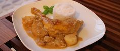 Poulet au curry massaman traditionnel | My Beautiful Dinner