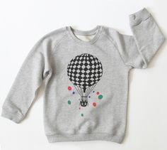 Ballon sweater