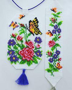 Cherry Jewelry in Istanbul-Adana on Loom Bracelet Patterns, Bead Loom Patterns, Beading Patterns, Embroidery Patterns, Peacock Crochet, Bead Crochet, Seed Bead Projects, Butterfly Cross Stitch, Bead Jewellery