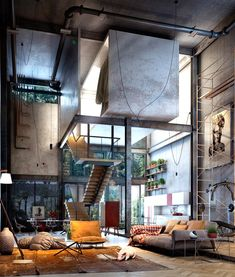 Home Designing — Incredible Lofts