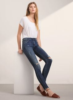 Citizens of Humanity JEANS ROCKET INDIE | Aritzia