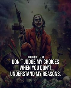 Joker Quotes #Jokerquotes #Quotes Evil Quotes, Words Quotes, Me Quotes, Fake Love Quotes, Quotes To Live By, Quotes By Famous People, Famous Quotes, Motivational Quotes For Life, Positive Quotes