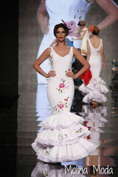 Molina Moda - SIMOF 2015 Elegant Dresses For Women, Formal Dresses, Wedding Dresses, Flamenco Dancers, Flamenco Dresses, Muumuu, Spanish Fashion, Fashion Beauty, Dress Up
