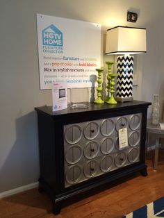 Elegant One Lucky Winner Will Win This @HGTV HOME Furniture Accent Chest @Routzahns  Way Grand