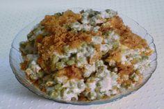 Green Pea Casserole Recipe - make w/ fresh frozen peas homemade mushroom soup casserole squash and zucchini recipes; Pea Recipes, Side Recipes, Vegetable Recipes, Cooking Recipes, Healthy Recipes, Cooking Tips, Vegetarian Recipes, Asparagus Casserole, Vegetable Casserole