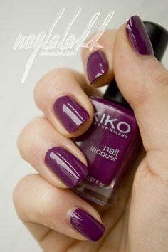 KIKO 316 - Red Violet