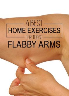 Flabby arm exercises for women over 50