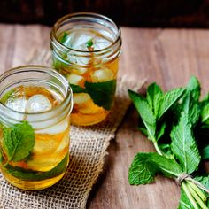 one cannot go wrong with a Mint Julep