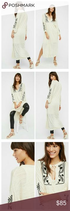 Selling this NWT FREE PEOPLE Sweet Harvest Maxi Dress on Poshmark! My username is: olddognewtricks. #shopmycloset #poshmark #fashion #shopping #style #forsale #Free People #Dresses & Skirts