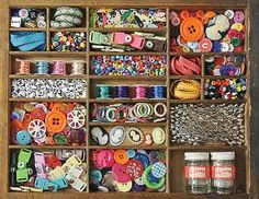 """The Sewing Box"" ~ a 500 piece jigsaw puzzle by Springbok Puzzles (2014)"
