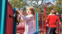 De barnehagene som har de mest aktive ansatte, har også de mest aktive barna, viser ny forskning fra Nord universitet. Dette understreker hvor viktig de ansatte er som rollemodeller. Barn, Converted Barn, Barns, Sheds