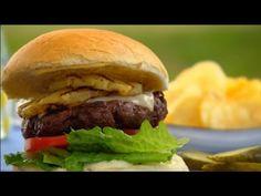 Fast Ed's great Aussie burger