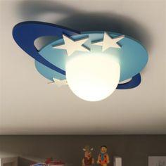 Cronos (Blue), Ceiling Lights, Globug - Kids & Home Lighting Spot Lumiere, Dressing Room Decor, Boy Toddler Bedroom, Bedroom False Ceiling Design, Wood Chandelier, Philips, Kid Spaces, Kids House, Kids Furniture