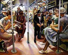 Subway- 1934 Lily Furedi