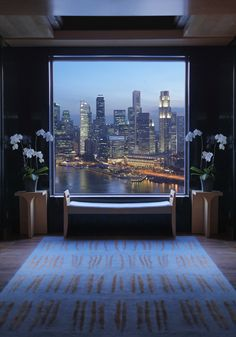 The Ritz-Carlton, Millenia Singapore Designed by... | Luxury Accommodations