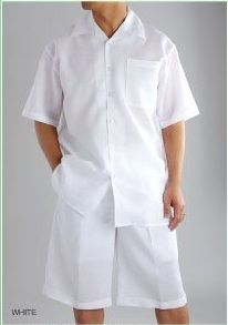 A huge variety of mens linen short sets are available, and the need is just choosing a pair. Guys! you can look for the mens 2 piece summer short sets in the classy colors and find them just amazing. White, black, blue, burgundy, red, gray and more appealing are the options among that can be found.